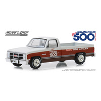 Greenlight 1/64 1500 67th Annual Indianapolis 500 Mile Race Official Truck 1983 GMC Sierra C 30028 Diecast