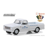 Greenlight 1/64 1967 Chev C-10 Official Truck 51st Annual Indianapolis 500 Mile Race 30029 Diecast