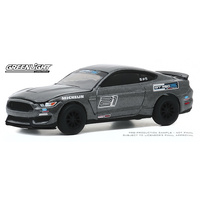 Greenlight 1/64 #21 2016 Mustang GT350 Racing School Magnetic