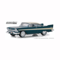 Greenlight 1/64 1957 Plymouth Fury BKG Gas and Oils Busted Knuckle Garage Series 1 SINGLES 39010-C Diecast