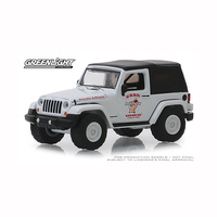Greenlight 1/64 2012 Jeep Wrangler Off Road Adventures Busted Knuckle Garage Series 1 SINGLE 39010-E Diecast