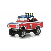Greenlight 1/64 BF Goodrich 1966 Ford Baja Bronco Running on Empty Series 5 SINGLES 41050-C Diecast