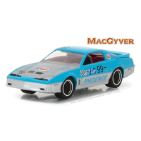 Greenlight 1/64 MacGyver 1986 Pontiac Firebird