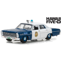 Greenlight 1/64 Hawaii Five-0 (2010-Current) 1967 Ford Custom Police