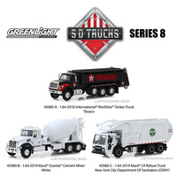 Greenlight1/64 S.D. Trucks Series 8