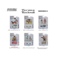 Greenlight 1/64 Norman Rockwell Series 3 (Sold Individually)