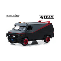 Greenlight 1/24 A-Team (1983-87 TV Series) 1983 GMC Vandura