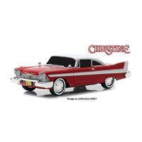 Greenlight 1/24 Evil Christine (1983) 1958 Plymouth Fury