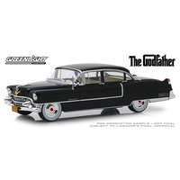 Greenlight 1/24 The Godfather (1972) 1955 Cadillac Fleetwood Series 60 (Movie) 84091 Diecast