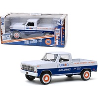 Greenlight 1/24 Union 76 Auto Service 1968 Ford F-100 Running On Empty
