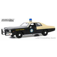 Greenlight 1/24 1978 Plymouth Fury Florida Highway Patrol Pursuit