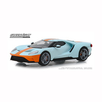 Greenlight 1/43 Gulf Oil Racing 2019 Ford GT Ford GT Heritage Edition 86158 Diecast