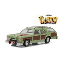 Greenlight 1/43 National Lampoons Vacation 1979 Family Truckster Wagon QueenMovie