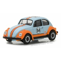 Greenlight 1/43 1966 VW Beetle Gulf Oil Racer Running on Empty Series 1 87010-D Diecast