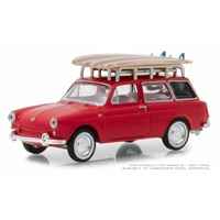 Greenlight 1/64 1962 VW Type 3 Squareabck with Roof Rack