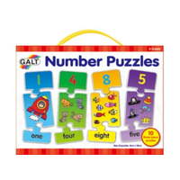 Galt Number Puzzles GN5050