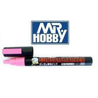 Gunze Mr. Color Gundam Marker - Fluoro Pink