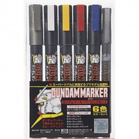 Gunze Mr. Color Gundam Marker Basic Set
