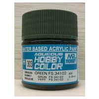 Gunze Acrylic 303 Semi-Gloss Green (FS 34102)