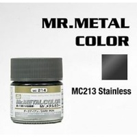 Gunze Mr Metal Color Stainless Steel