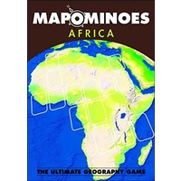 Mapominoes - Africa