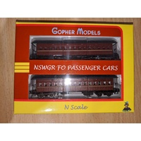 Gopher N NSW FO IRUEA Passenger Cars