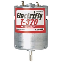 Great Planes ElectriFly T-370 6.0-9.6V Ferrite Motor