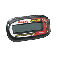 Great Planes ElectriFly CellMatch 2S-6S Balancing Meter, GPM-M3210