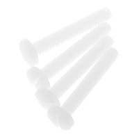 Great Planes Nylon Wing Bolt 10-24x1-1/4 (4)