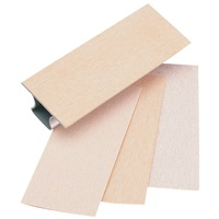 Great Planes Sandpaper 2.25x5.5 (3) 80+120+220 GPM-R6189