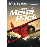 Great Planes Mega Pack G6 Only Air RFS 35 Planes GPM-Z4160