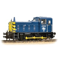 Bachmann Branchline OO Sound Fitted Class 03 03026 BR Blue Wasp Stripes