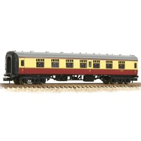 Graham Farish N BR Mk1 FK First Corridor BR Crimson & Cream
