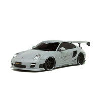 GT Spirit 1/18 LB Performance 997 In Matte Grey 126