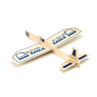 Guillows F-15 Eagle Mini Balsa Glider