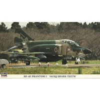 Hasegawa 1/72 RF-4E Phantom II 501SQ Shark Teeth 00772 Plastic Model Kit