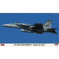Hasegawa 1/72 F/A-18E Super Hornet Chippy HO 2014 02111 Plastic Model Kit