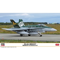 "Hasegawa 1/72 F/A-18A Hornet ""Bushido Guardian 19"" (RAAF) No.77 Sqn 77th Anniversary 02328 Plastic Model Kit"