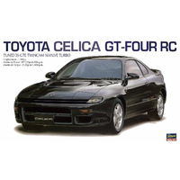 Hasegawa 1/24 Toyota Celica GT-Four RC 20255 Plastic Model Kit