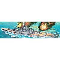 Hasegawa 1/700 USS Battleship Alabama (Waterline) 49608 Plastic Model Kit