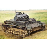 Hobby Boss 1/35 German Panzerkampfwagen IV Ausf B 80131 Plastic Model Kit