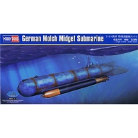 Hobby Boss 1/35 German Molch Midget Submarine 80170 Plastic Model Kit