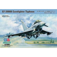 Hobby Boss 1/72 EF-2000B Eurofighter Typhoon 80265 Plastic Model Kit