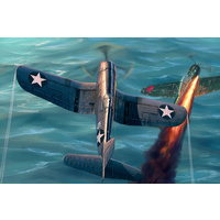 Hobby Boss 1/48 F4U-1 Corsair Lt 80382 Plastic Model Kit