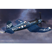 Hobby Boss 1/48 F4U-5N Corsair ear 80390 Plastic Model Kit