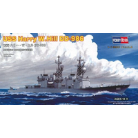 Hobby Boss 1/1250 USS Harry W. Hill DD-986 82506 Plastic Model Kit