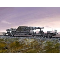 Hobby Boss 1/72 GMN Rail Transport 82906 Plastic Model Kit