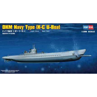 Hobby Boss 1/350 German U-Boot Type IX C H83508