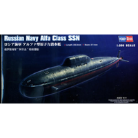 Hobby Boss 1/350 Russian Navy Alfa Class SSN 83528 Plastic Model Kit