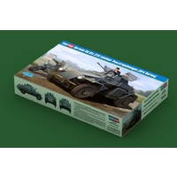 Hobby Boss 1/35 German Sd.Kfz.222 Leichter Panzerspahwagen (3rd Series) Plastic Model Kit